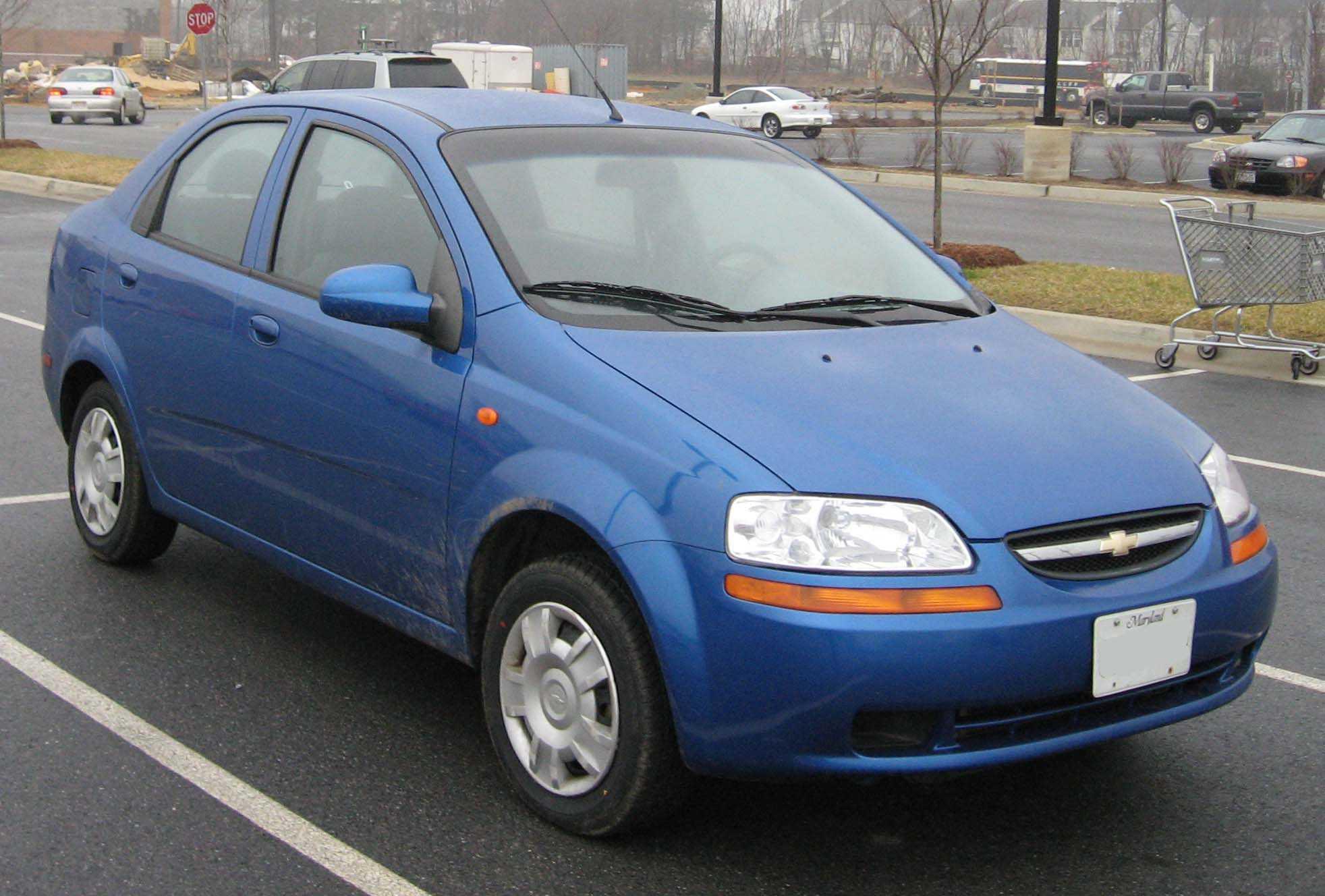 Chevrolet aveo  t-200